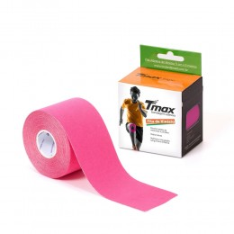 Fita Bandagem Kinésio TMAX Rosa