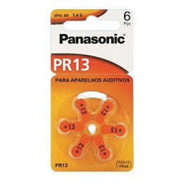 Bateria Auditiva PR-13H Panasonic