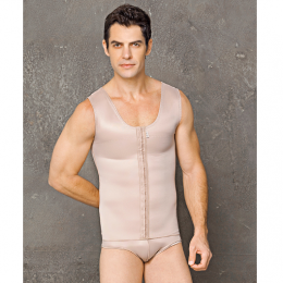 Cinta Modeladora Masculina Completa Macom - REF: 2068B