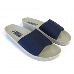 Sandália em Neoprene Azul Doctor Flex