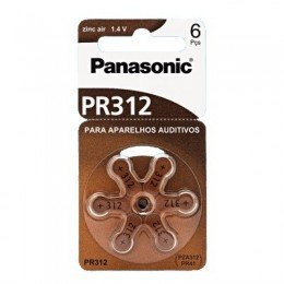 Bateria Auditiva PR-312H Panasonic