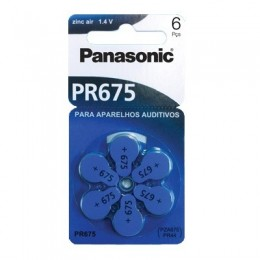 Bateria Auditiva PR-675H Panasonic