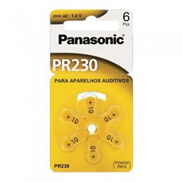 Bateria Auditiva PR-230H Panasonic