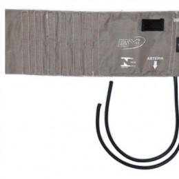 Braçadeira Adulto Velcro com Manguito de 2 Vias BM