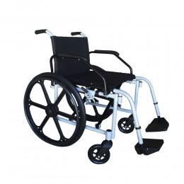 Cadeira de Rodas Premium 48cm Semi Obeso