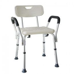 Cadeira para Banho c/ Encosto Mebuki