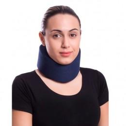 Colar Cervical de Espuma Azul Ortofly