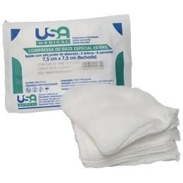 Compressa de Gaze Estéril USA MEDICAL