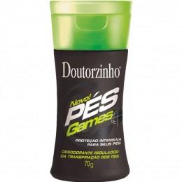 Doutorzinho Pés Games 70g