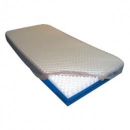 Lençol Sistema Vapt-Vupt para Cama de Casal Bege GMED