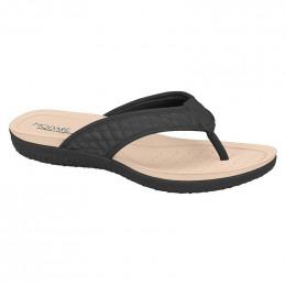 Sandália Modare Soft Flex Preto