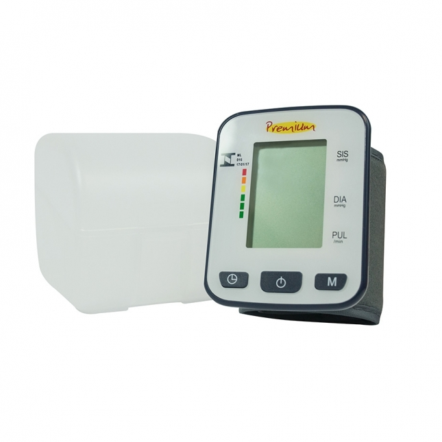 Aparelho de Pressão Digital de Pulso Premium