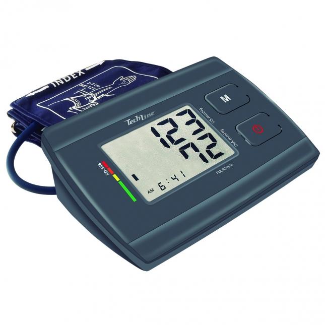 Monitor de Pressão Arterial Braço Techline
