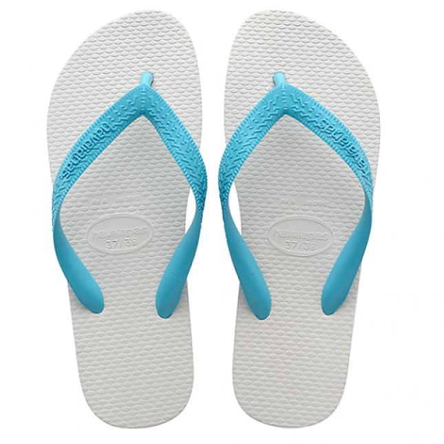 Sandália Havaianas Tradicional Azul