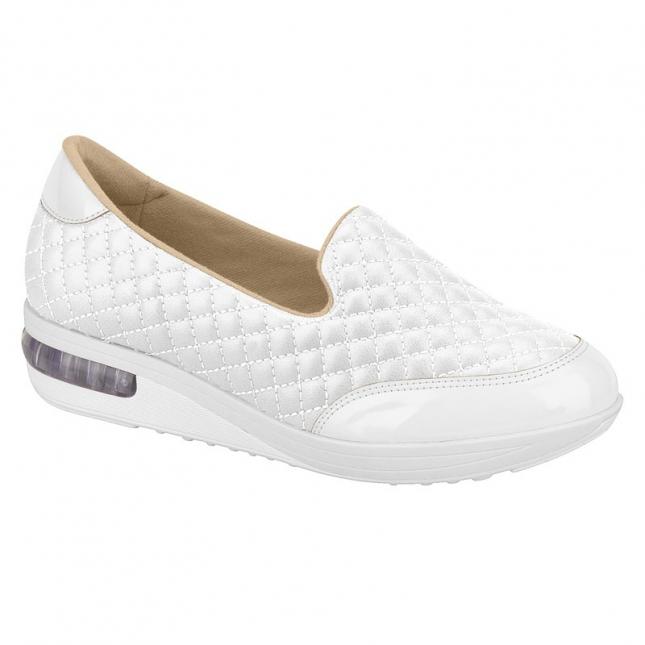 Sapato Modare Sense Flex Branco